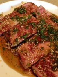 和牛焼肉漢江のリブロース