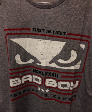 B-Fit TOKYOのBad BoyのTシャツ