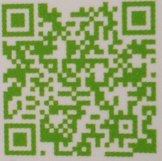整体院プラスワン。のライン公式アカウントのQRコード