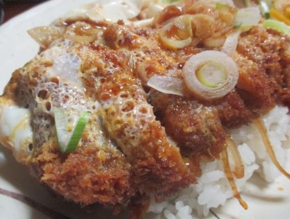 高円寺高架下タブチのカツ丼