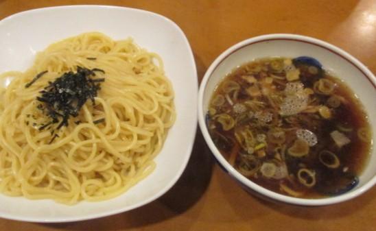 東中野1丁目好日のつけ麺