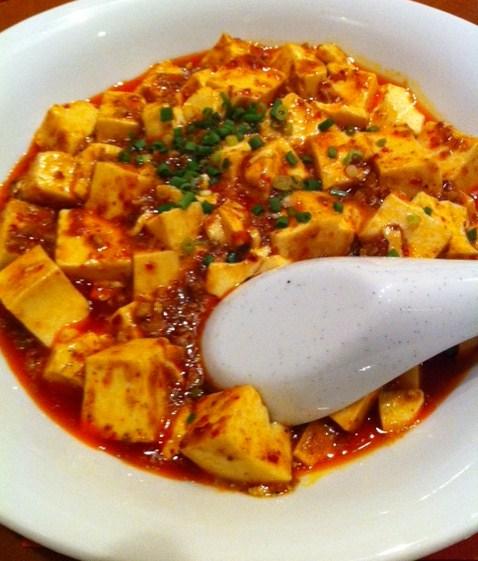 栄児・麻婆豆腐
