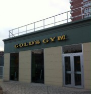 ゴールドジム東中野外観