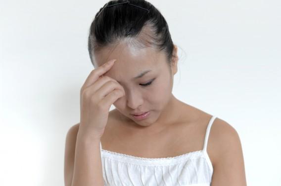 慢性疲労のイメージ