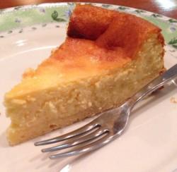 パーゴラ~チーズケーキ