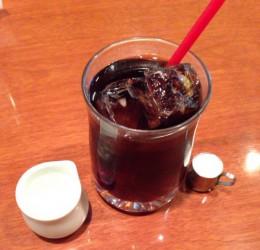 パーゴラ~アイスコーヒー
