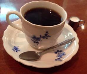 パーゴラ~ホットコーヒー