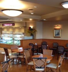 東中野風月堂レストランの客席