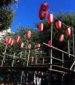 銀座通り盆踊り2021