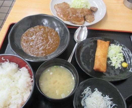 キッチンポパイ~高円寺北口の定食屋さん