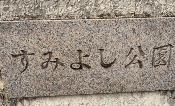 20150829ひがしのクリーンウォーク~すみよし公園