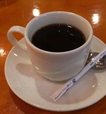 ブロードウェイ地下プチパリのチャレンジャーのコーヒー