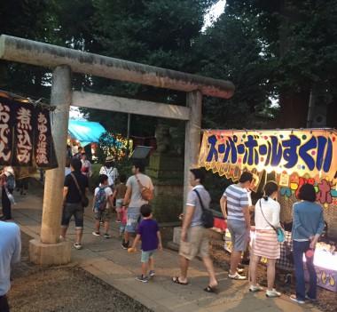 2017氷川神社例大祭告知記事c